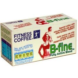 FITNESS COFFEE® B-FINE FULLY ACTIVE BLEND® káva